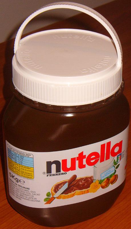 nutella-5kg