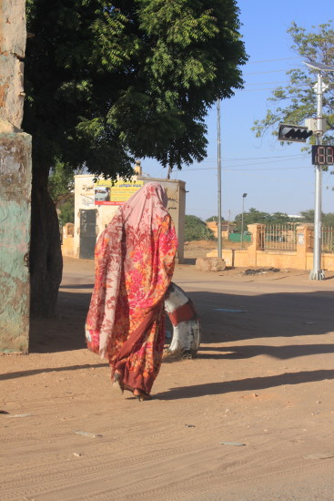 Woman - Sudan