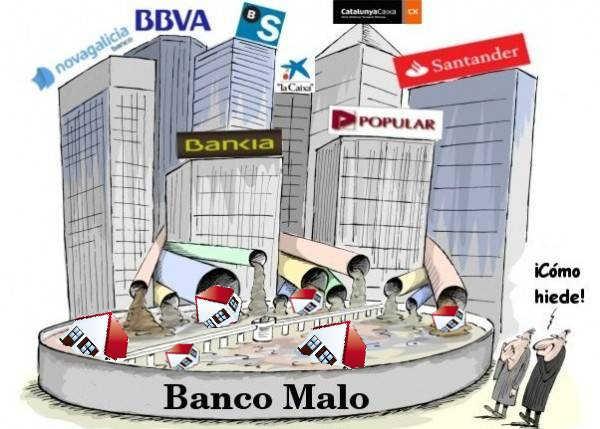 banco malo malísimo