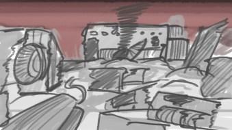 Robots_in_a_junkyard_painting_Environment_concept_art_2b