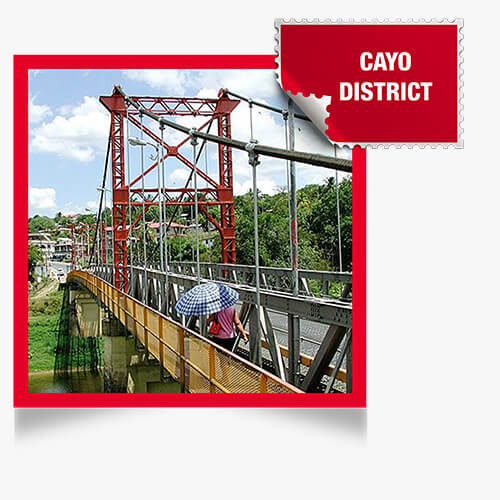 Properties in Cayo District