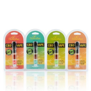 Full Spectrum CBD Vape Cartridges