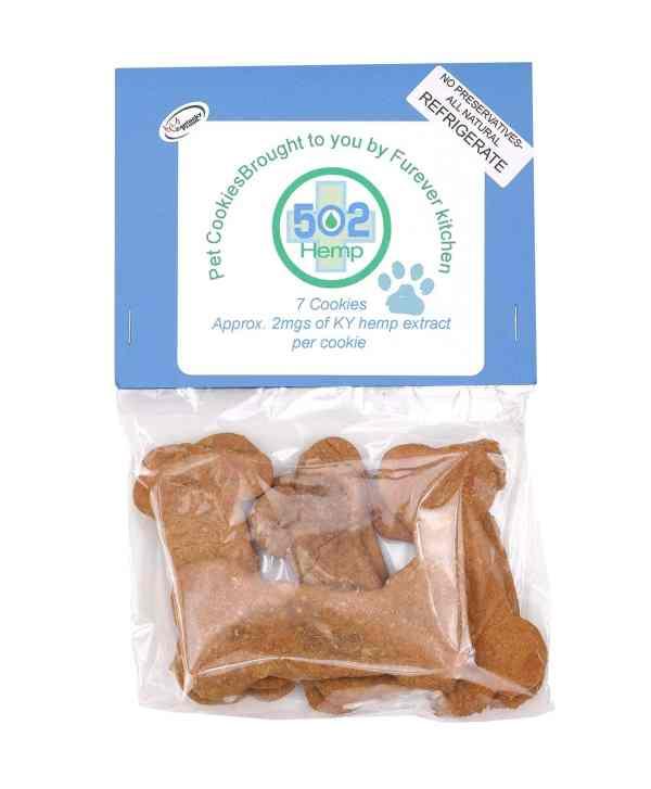 Natural CBD Infused Dog Treats