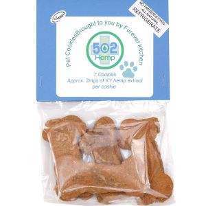 Natural CBD Infused Dog Treats