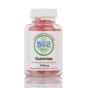 502 Hemp Full-Spectrum Gummies