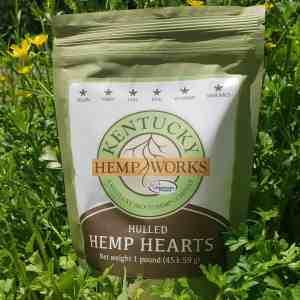 Hemp Hearts Nutrition