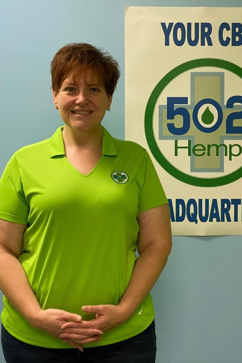 Meet 502 Hemp staff