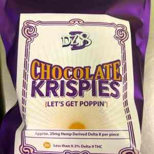 DZD8 Chocolate Krispies