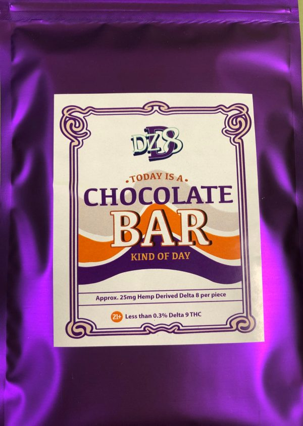 DZD8 Chocolate Bar