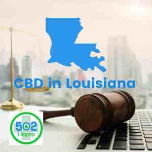 CBD in Louisiana