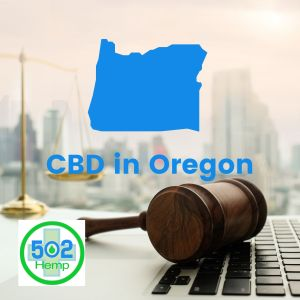 CBD in Oregon