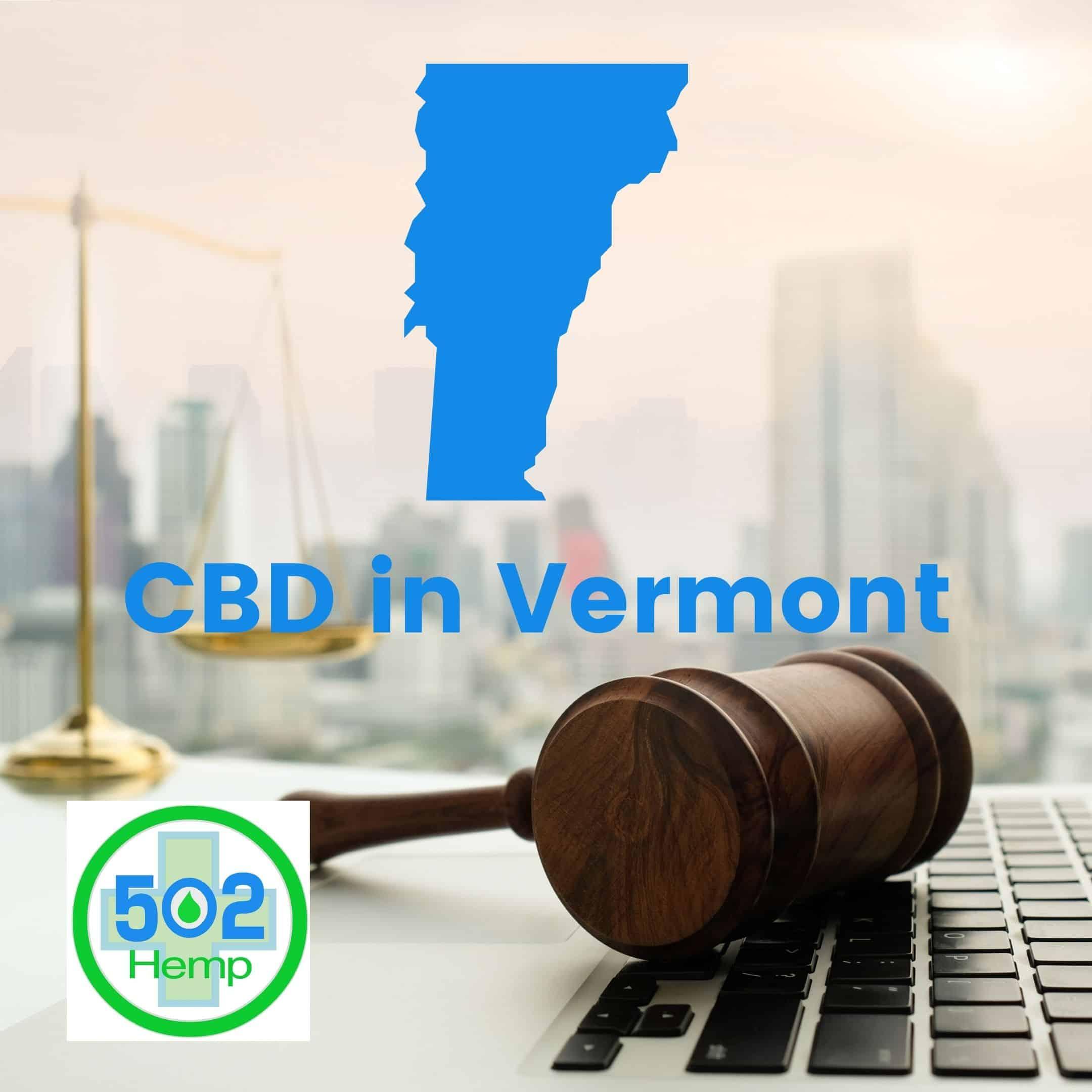 CBD in Vermont
