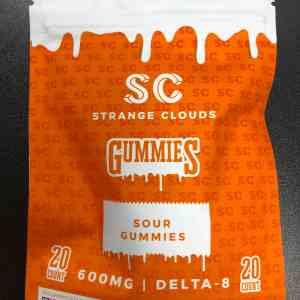 Strange Clouds Gummies