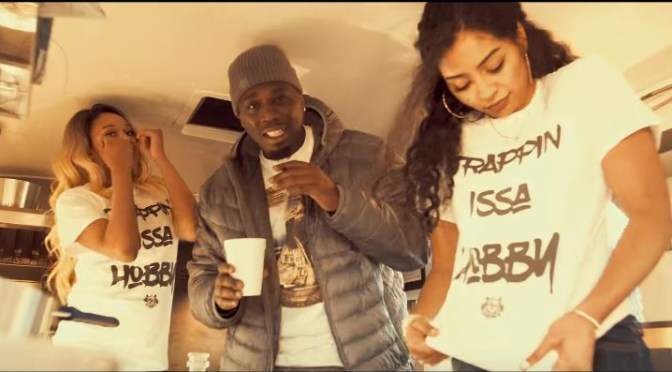 S.Loyal Ft. Trap Kitchen LA // Trapping is a Hobby [Video]