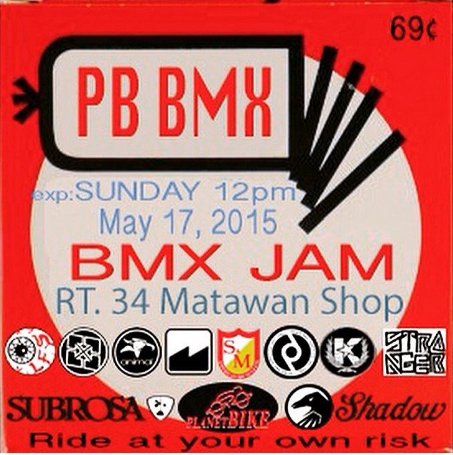 PB BMX JAM