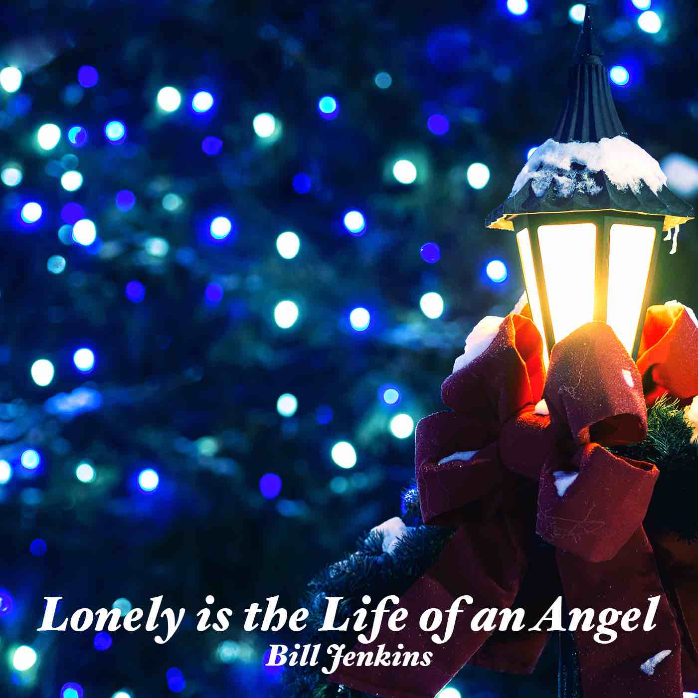 lonely is the life of an angel