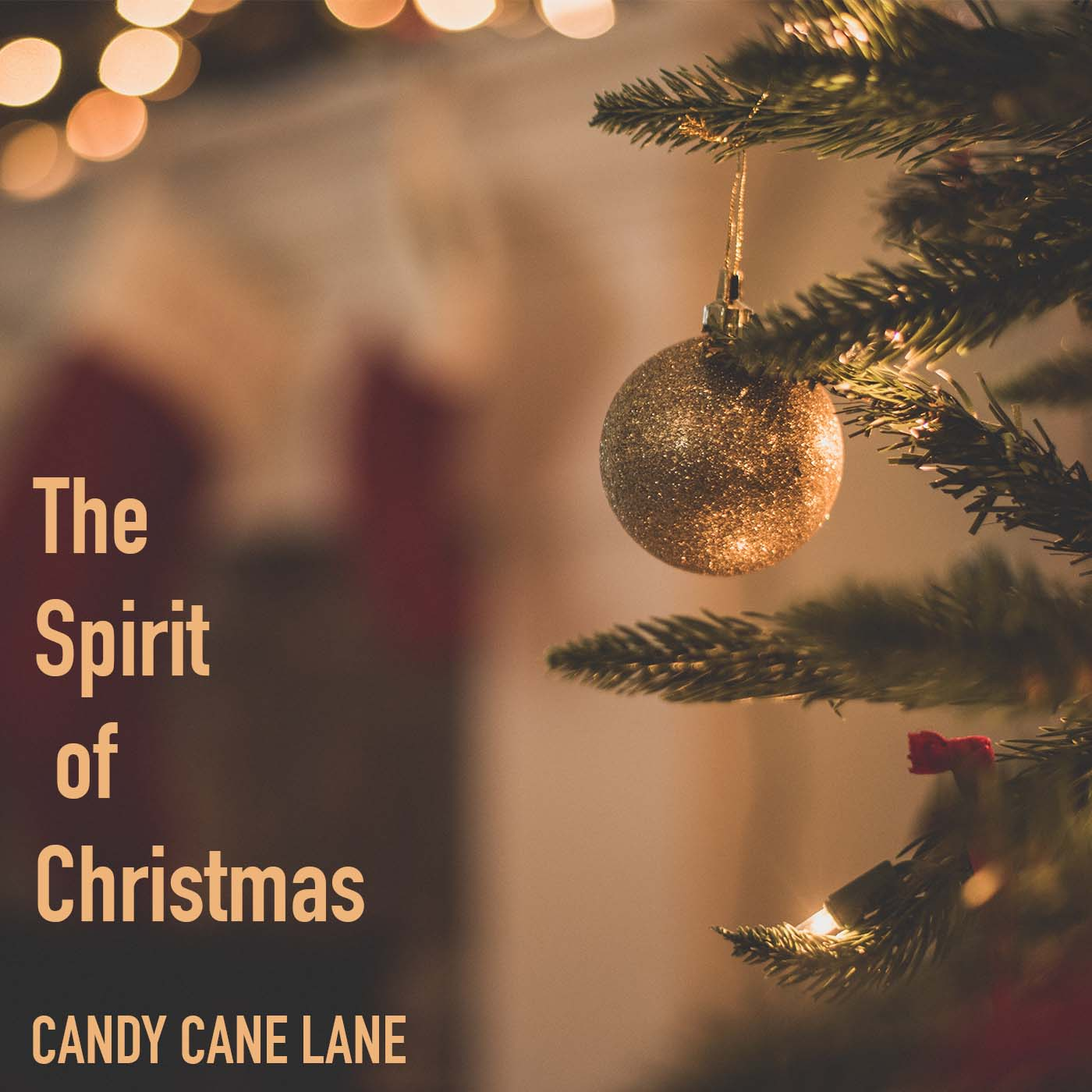 The Spirit of Christmas - Candy Candy Lane