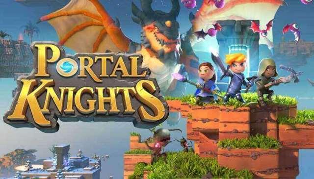 Portal Knights   505 Games