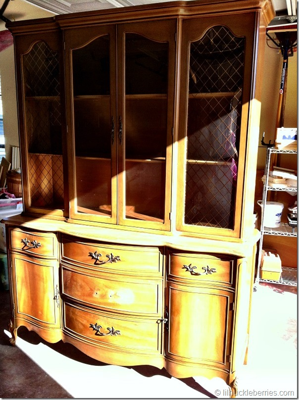 china cabinet before 1