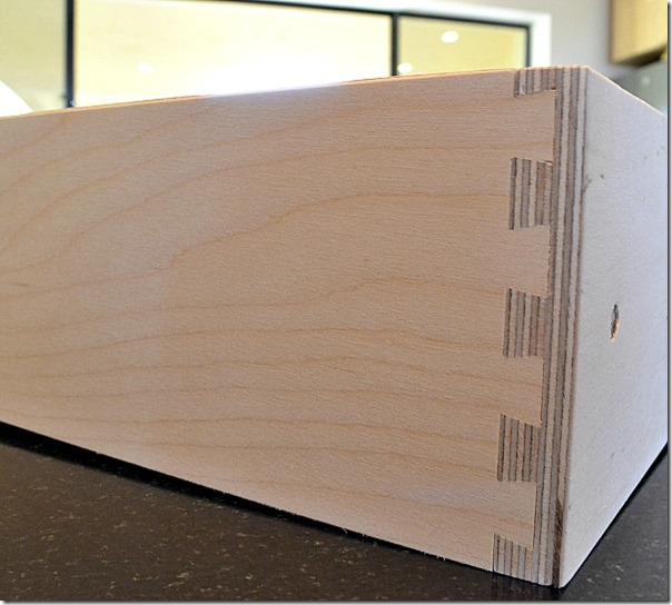 High Quality Dovetail Drawer