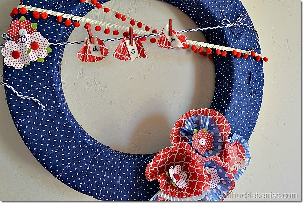 Memorial Day: How to make a wreath