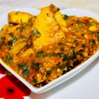 #167. My Yummy Vegetable Yam Porridge- Christiana Stephen