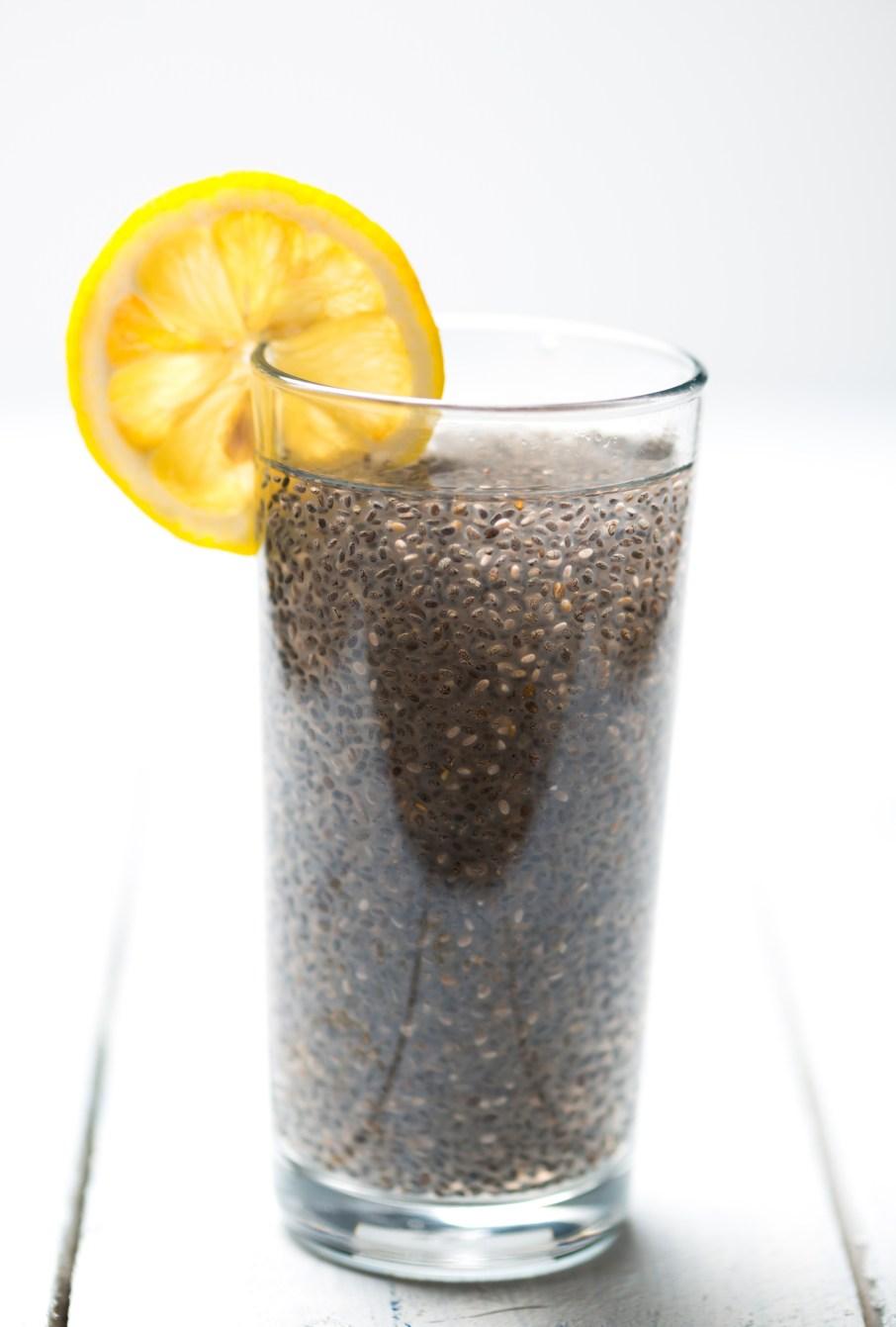 chia seeds energy drink
