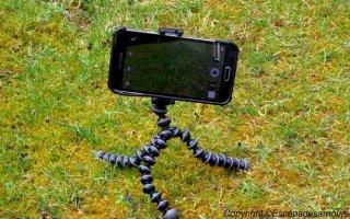 Trepied smartphone Joby Mobilefun