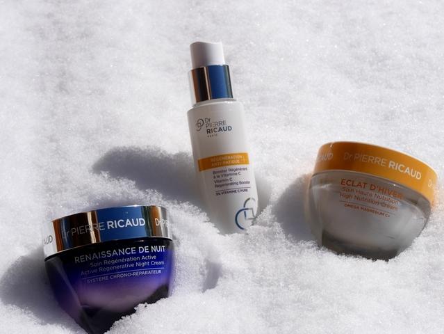 routine soin visage eclat et nutrition hiver dr Pierre Ricaud #ilovericaud