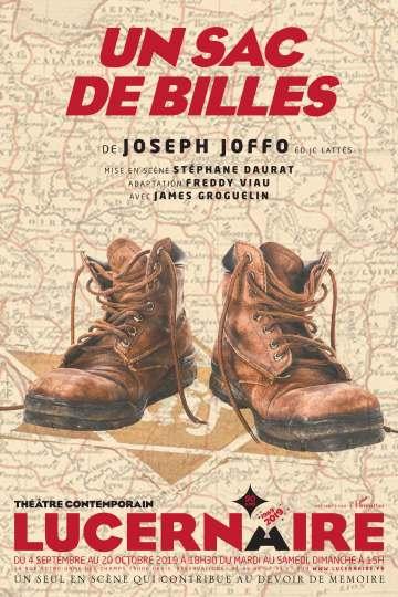 un sac de billes de Joseph Joffo, mise en scène Stéphane Daurat avec James Groguelin