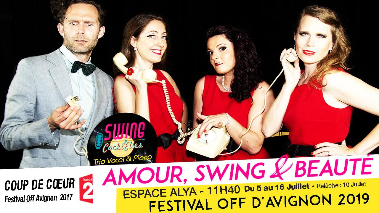 Amour, swing et beauté, les swingcockt'elles