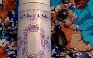 mousse nettoyante la sultane de saba