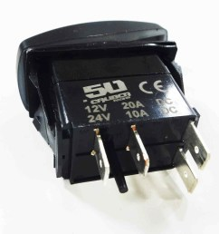 rocker switch led  [ 1600 x 1600 Pixel ]