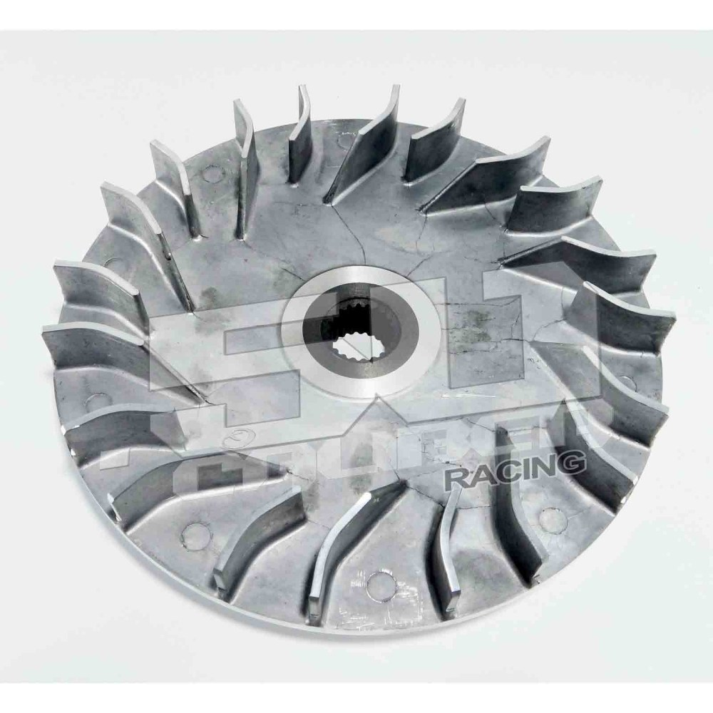 medium resolution of primary fixed sheave for yamaha 660 rhino and grizzly