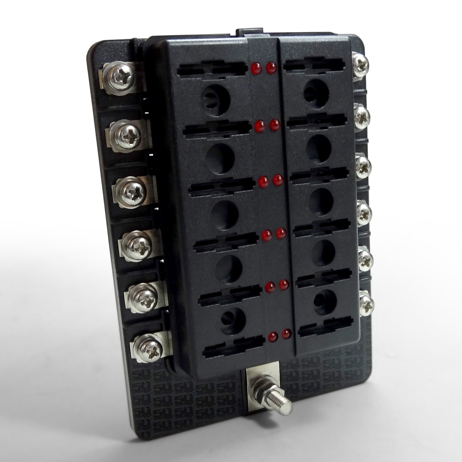 hight resolution of  12 way standard led circuit blade fuse box
