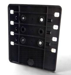 8 way fuse block screw terminals led indicators [ 1600 x 1600 Pixel ]