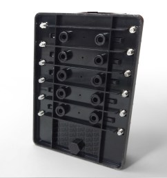 12 way standard led circuit blade fuse box  [ 1600 x 1600 Pixel ]