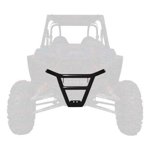 small resolution of details about 50 caliber racing 2019 rzr xp1000 tubular front bumper black
