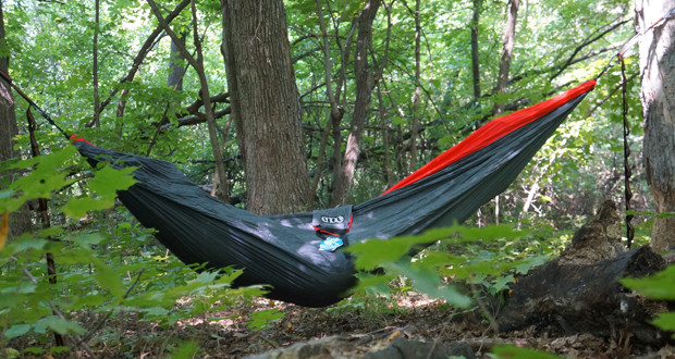 The ENO Doublenest Is A Great TwoPerson Hammock  50