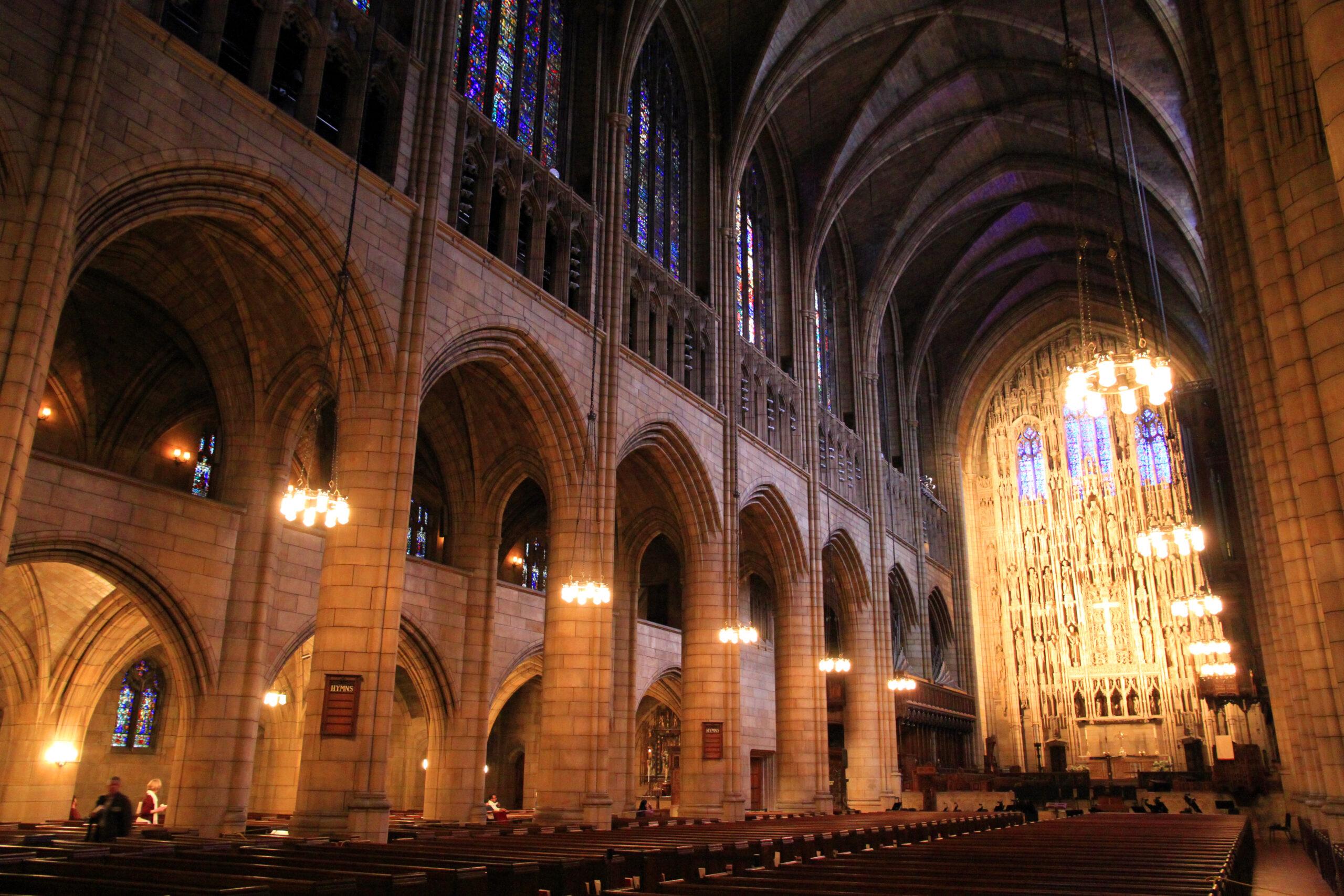 St Thomas Fifth Avenue NYC