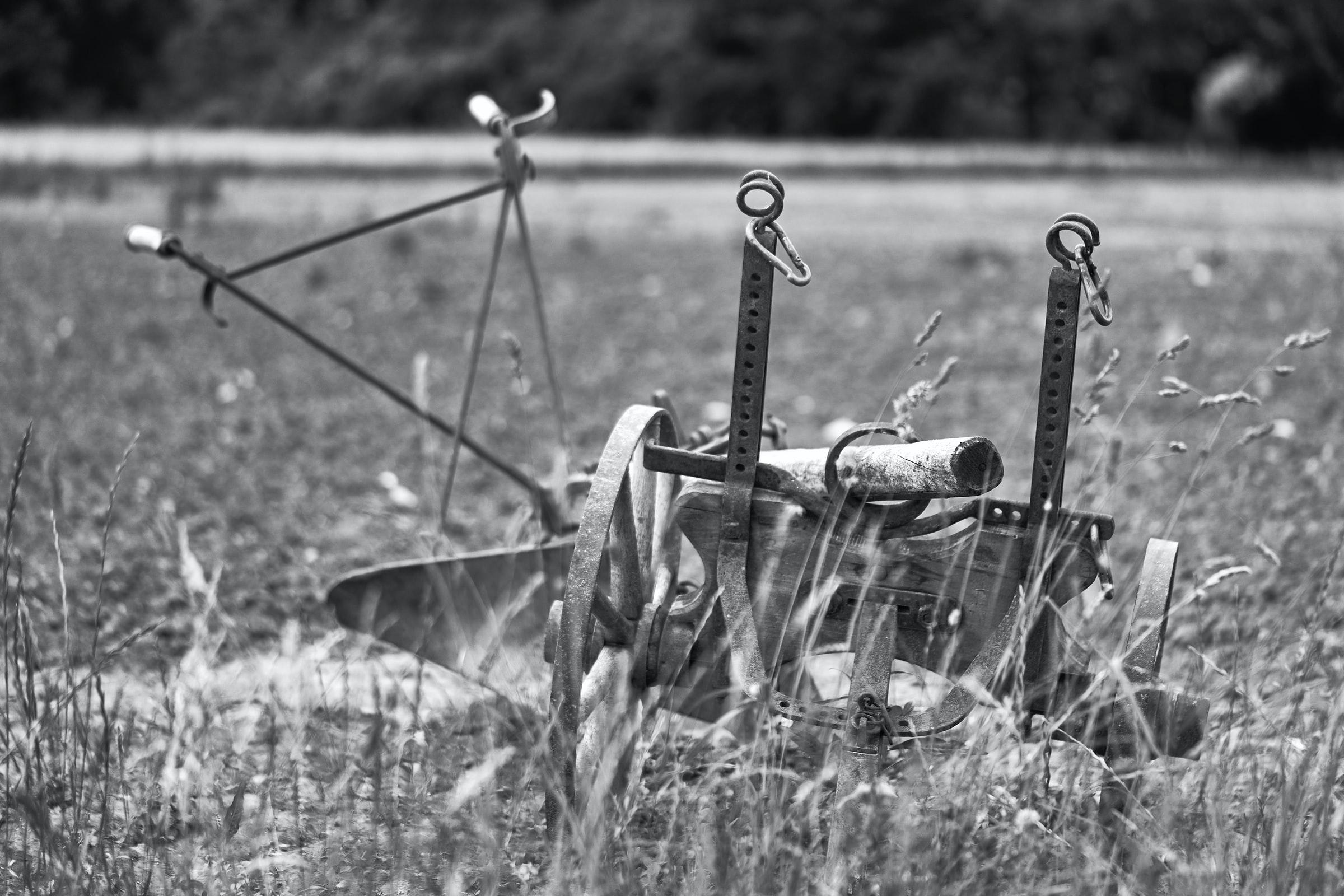 photo of plough