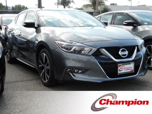 small resolution of new 2018 nissan maxima sv