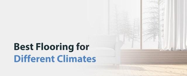 Farklı İklimler İçin En İyi Zemin Kaplama