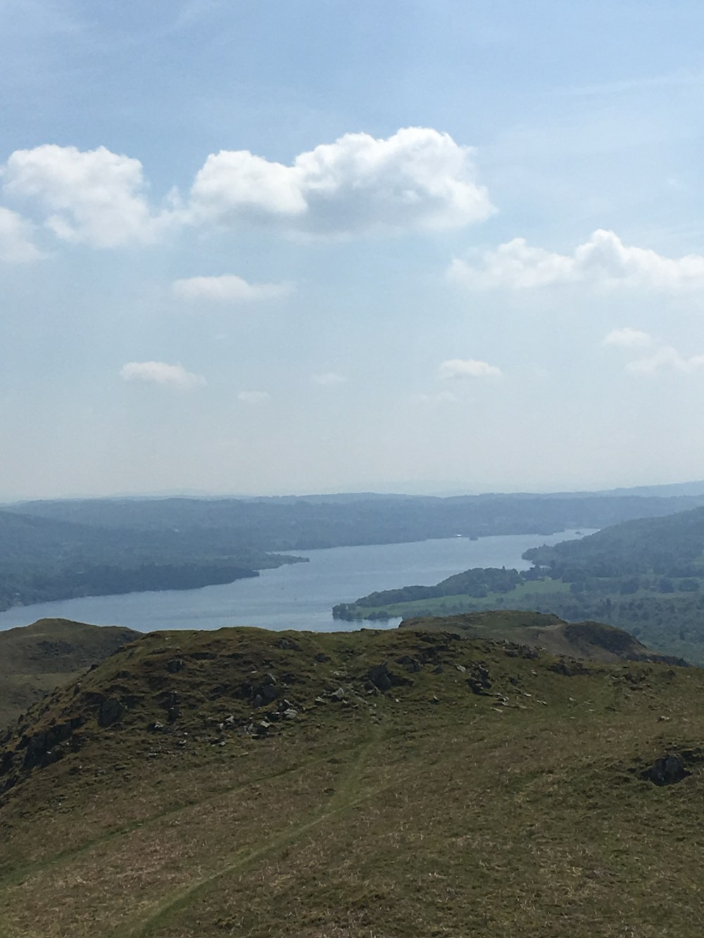 23 Windermere from Loughrigg