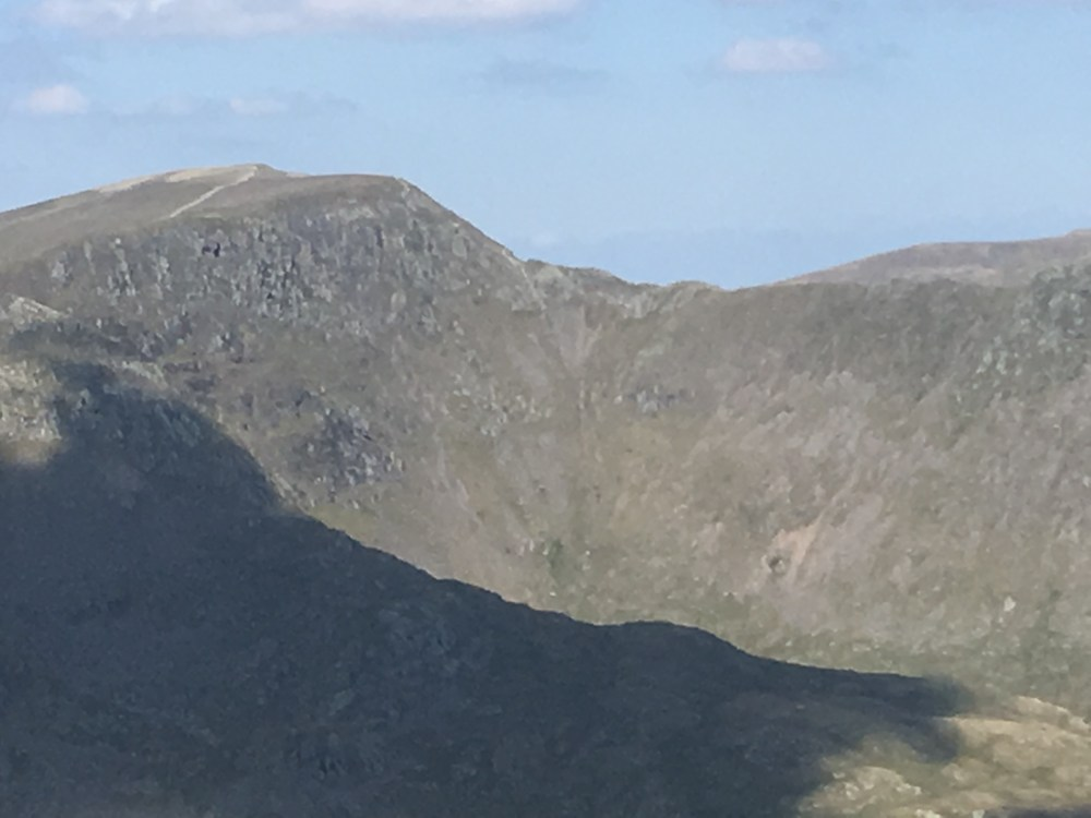 42 Helvellyn zoom from Fairfield
