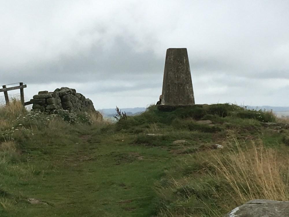 Winshields Crag, LEJoG Day 54