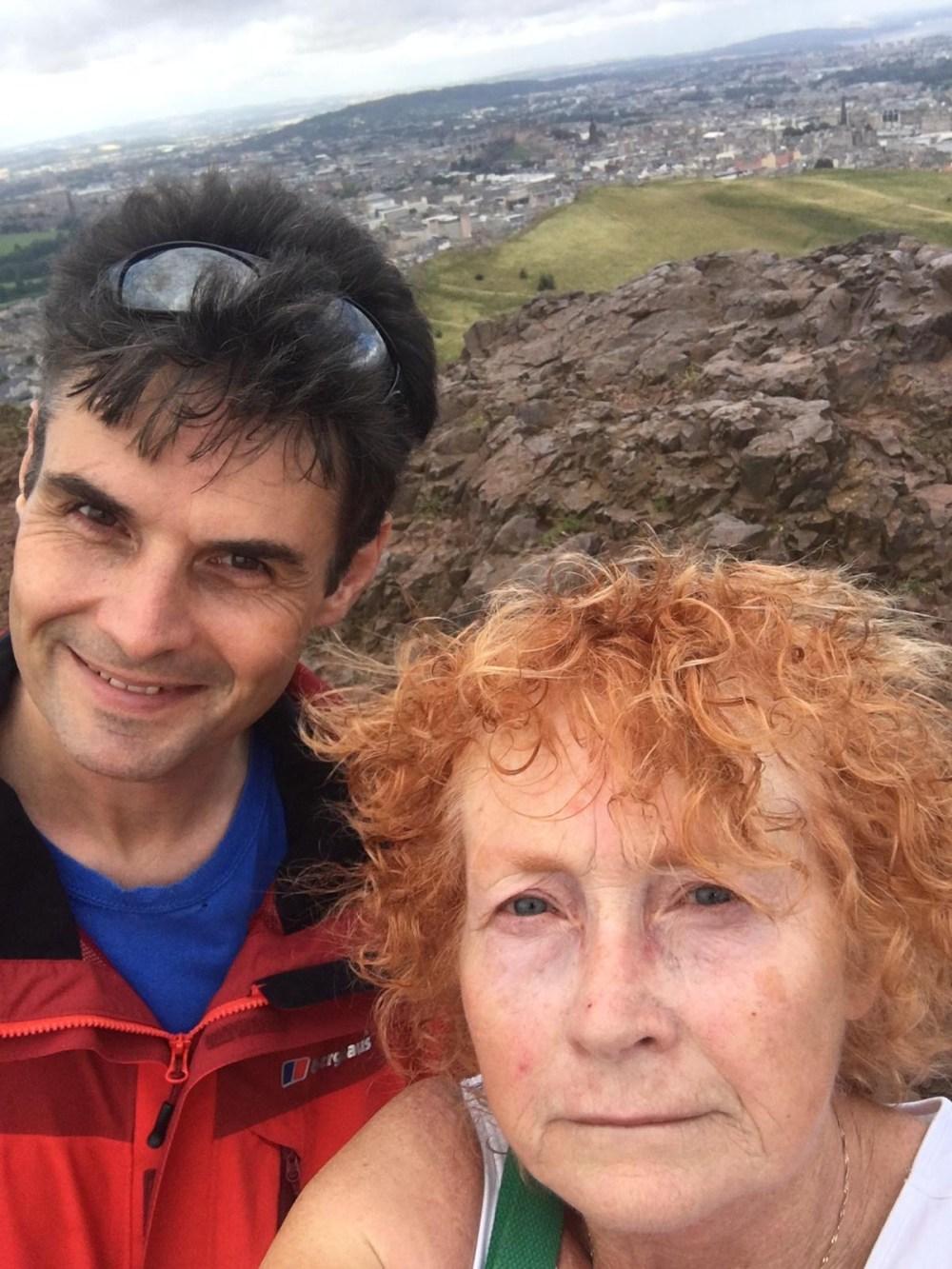 With Mam summit