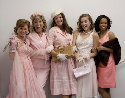 50 Is Not Old | Vintage Fashion Show
