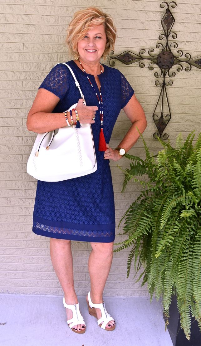 50 Is Not Old | Memorial Day Fashions