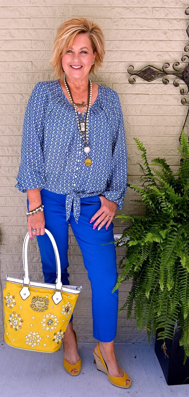 50 IS NOT OLD | AGELESS STYLE - VACATION WEAR